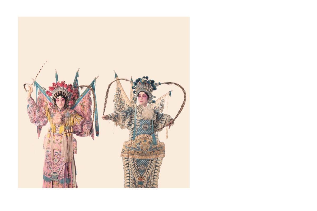 Havana Divas in full Cantonese Opera costume | Where My Heart Leads