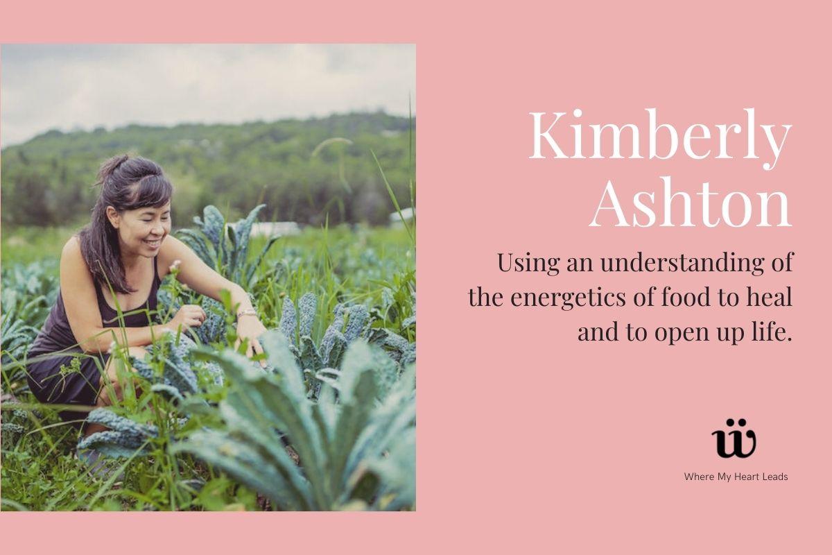 Kimberly Kale picking | Where My Heart Leads